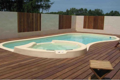 Tropicana spa piscine for Fermeture piscine